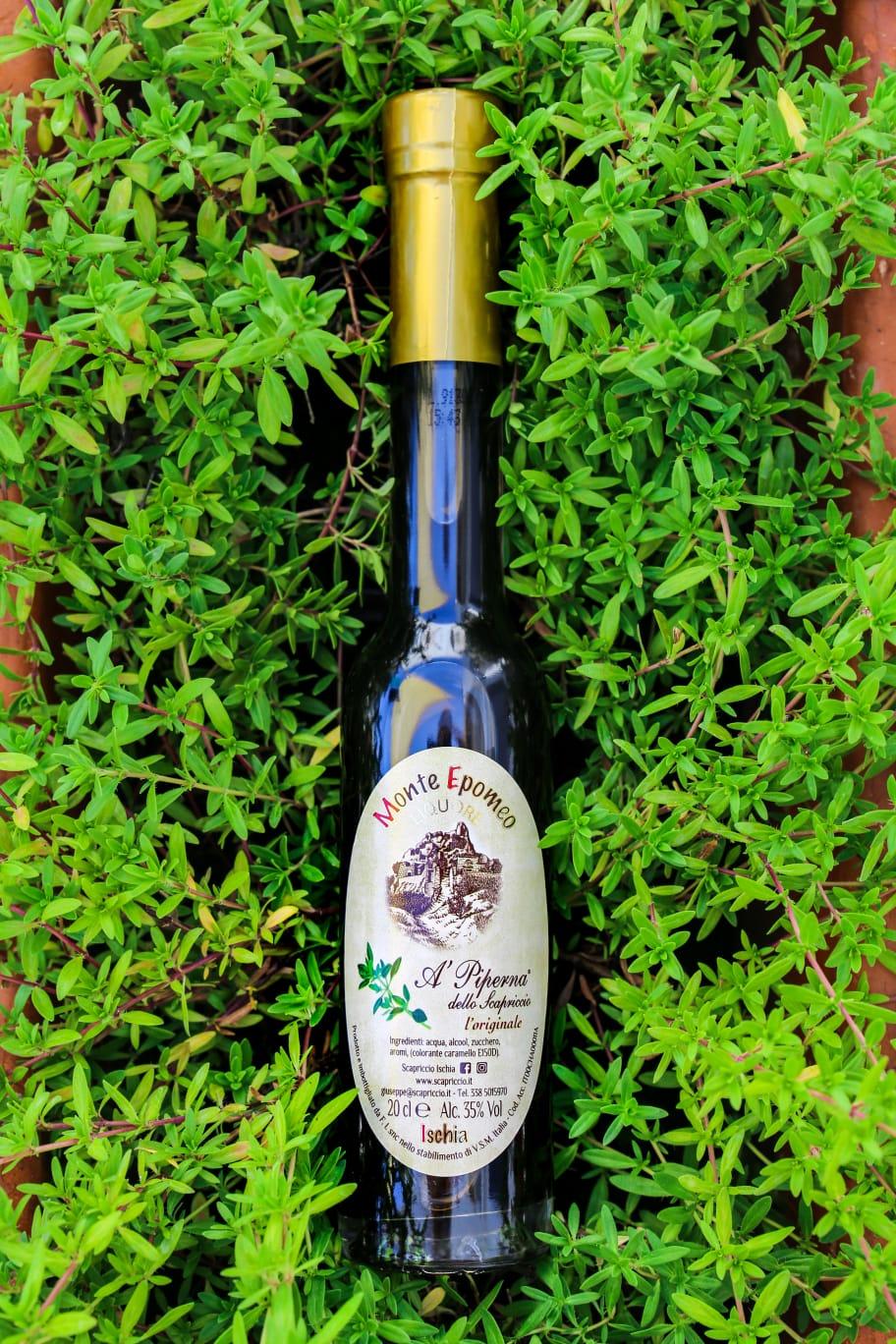 """Idee Cocktail: il Gin Tonic con l'amaro """"A'Piperna"""""""